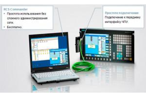 Связь, память и обслуживание ЧПУ Siemens SINUMERIK 828D