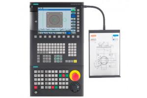 Аппаратное обеспечение ЧПУ Siemens SINUMERIK 828D